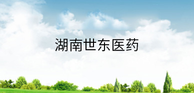 湖南世东医药